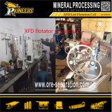 Cel van de Scheiding van de Oprichting van de Analyse van de Steekproef van de Mineralen van het Laboratorium van Xfd de Metaal Testende
