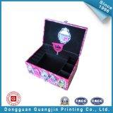 ペーパーボール紙のJewellry贅沢な折る包装ボックス