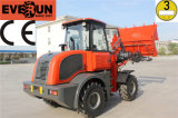 Rated Load 2000kg를 가진 Everun Brand Small Front End Loader