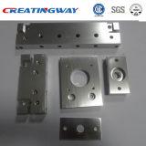Qualité de usinage de pièces de commande numérique par ordinateur d'aluminium