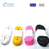 Kundenspezifische Firmenzeichen-haltbares Garn eingewachsene Schuh-Spitzee
