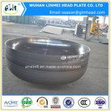 Protezioni di estremità ellissoidali servite del acciaio al carbonio