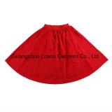 Falda hecha punto manera de las señoras de la ropa de las mujeres