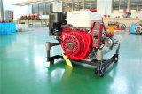 bombas de luta contra o incêndio 9HP de escorvamento automático com motor de Honda
