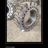 Rad-Ladevorrichtungs-fester Reifen des Rotluchs-S205/S590 10*16.5 (30*10-16), Reifen-Fertigung, niedriger Preis