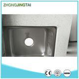 Countertop를 위한 은 White Artificial Quartz Stone