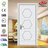Porte décorative de PVC de faisceau de cavité de prix d'occasion