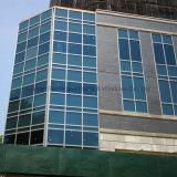アルミニウム建物(FT-CW)のための外部のガラスカーテン・ウォール