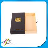 Contenitore di regalo impaccante di carta rigido con il marchio su ordinazione