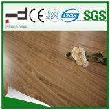 chêne américain de 12mm gravant en relief dans le plancher en stratifié imperméable à l'eau de registre