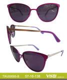 Qualitäts-Form-Metallsonnenbrillen Eyewear mit neuer Art