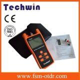 Medidor de potência ótico da fibra com grande tela (TW3208)