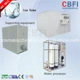 3 toneladas por la máquina de hielo comercial del cubo del día
