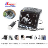 Varredor veterinário do varredor 4D Doppler do ultra-som