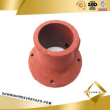 Round galvanizado Anchor para Post Tension