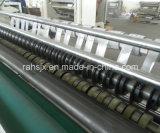 Machine de fente horizontale de Rewinder pour le roulis de film plastique/papier