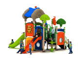 Kidsのための2015年の娯楽Cheapest Plastic Playground