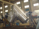 Misturador industrial de alta velocidade de Zkh para grânulo imediatos da bebida