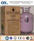 좋은 품질을%s 가진 냉각하는 가스 R502 99.8% 순수성 GB