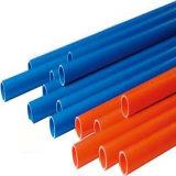 Sale&#160 quente; Máquina da extrusora para a linha de produção da Dobro-Tubulação do PVC