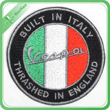 Migliore Selling Highquality Woven Label Patches per Sport T-Shirt