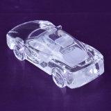 Modelo moderno del vidrio cristalino del coche