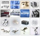 Wuhan láser fábrica de corte de la máquina de corte del tubo del metal