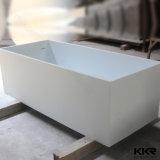 Fábrica superficial sólida de acrílico al por mayor de la bañera de Kkr (BT1706066)