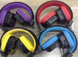 Headset atado con alambre con TF FM Hw9234