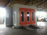 Cabina della vernice della cabina di spruzzo dell'automobile di standard europeo