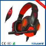 PC780 originale USB+3.5mm Stereo Gaming Headphone con il Mic LED Light