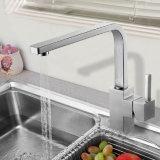 Acier inoxydable robinet de cuisine (WY-C010-01)