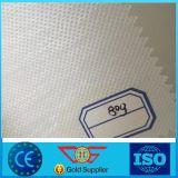 Nonwoven PP Spunbond ткани горячего сбывания белый Non-Woven
