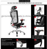 현대 고전은 높은 뒤 행정상 인간 환경 공학 메시 사무실 의자를 디자인했다