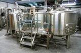 Equipo comercial de la cervecería de la cerveza 2000 cervecerías usadas litro (ACE-FJG-Z9)