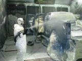 cabine de pulverizador de 12m/cabine da pintura/cabine da secagem para o uso industrial
