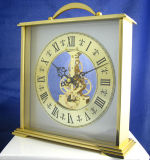 Изготовленный на заказ выдвиженческие творческие роскошные часы K3054G стола