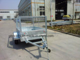 Трейлер коробки Китая с клеткой Tr0303