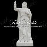 Statua Ms-1014 di Metrix Carrara della scultura Mano-Intagliata statua di pietra di marmo del granito