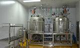 Bidon de mélange d'injection de PYG d'acier inoxydable