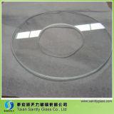 vidrio endurecido 3.2m m para los reflectores con la mejor calidad