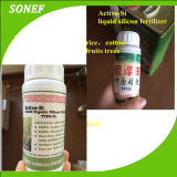 Sonef - fertilizante microbiano activado del aminoácido líquido