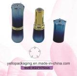 Tubo impaccante impaccante di vendita caldo del rossetto dei tubi del contenitore del rossetto del rossetto (YELLO-152)