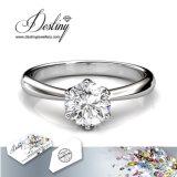 Het Kristal van de Juwelen van het lot van de Ring van het Patience Swarovski