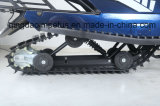 200cc 자동 및 전기 Startc 사슬 구동 실용적인 Snowmobile Skidoo