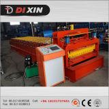 Roulis en acier de tuile de couleur formant la machine
