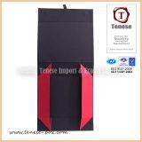 High End plegables magnéticos Estuches Shirt Cajas Caja de papel personalizado
