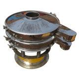 Investigación del polvo del alforfón y máquina finas del tamiz del Vibro de la limpieza