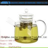 Heißes Tee-trinkender Behälter-Glasflaschen-Tee-Set
