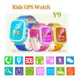 Enfants GPS Tracker Montre avec GPS + Lbs Dual Position (Y8)